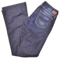 PEPE JEANS Womens Jeans W27 L32 Blue Cotton  IM44