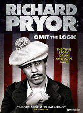 Richard Pryor: Omit the Logic (DVD, Biography, Marina Zenovich, 2013, 2015)