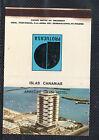 Funda de Caja de Cerillas de Fosforera publicidad Arecife Gran Hotel (CU-496)