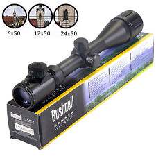 Bushnell Banner4-16X40AOEG Rifle Scope Adjustable Objective Black Rifle Scope