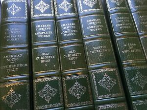 Charles Dickens 23 vol collection