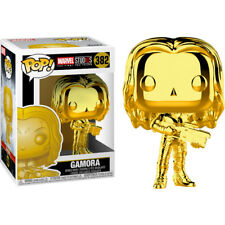 Marvel Studios Gamora Gold Chrome #382 - New Funko POP! vinyl Figure