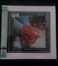 Danger Money - UK (2014 CD Neu) 4988005845085