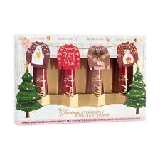 Too Faced Christmas Snuggles & Melted Kisses Liquid Lipstick 4pc Set 2020 NIB