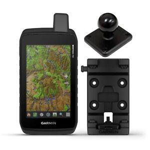 Garmin Montana 700 GPS Navigator AMPS Mount & Ball Bundles 010-02133-00