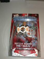 Masters Of The Universe 200x Battle Sound He-Man Fig 2003 MOTU Mattel Skeletor