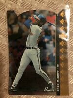 1994 SP Die-cut Fred McGriff #55 Atlanta Braves Rare SP Insert