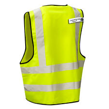 High Viz Visibility Safety Vest (Zip Front) THE-SECURITY-STORE