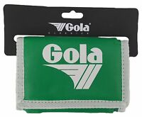 Gola Nylon Wallet With Coin Pocket - CUB300 Apple / White