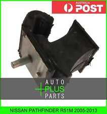Fits NISSAN PATHFINDER R51M 2005-2013 - Front Engine Mount Yd25Ddti
