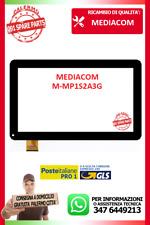 M-MP1S2A3G SMART PAD S2 A 3G 10.1 VETRO E TOUCH SCREEN NERO MEDIACOM