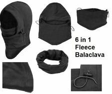 Fleece Balaclava Ski Hats for Men