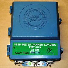 MICRO MOTION RFT9712 3PNS Remote Mass flow meter transmitter