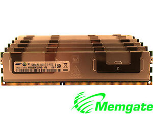 64GB (4x16GB) PC3-8500R 4Rx4 DDR3 ECC Reg Memory for Apple Mac Pro Mid 2010 5,1