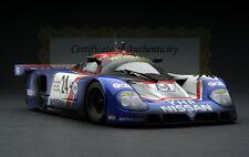 RACE WEATHERED | Exoto 1989 YHP Nismo Nissan R89C Le Mans | 1:18 | #RLG88110FLP