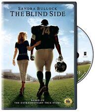 NEW The Blind Side DVD MOVIE 2009 Sandra Bullock Tim McGraw TRUE STORY BLINDSIDE