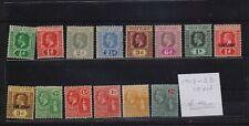 !  Virgin Islands 1913-1928.   Lot Of 14 Stamp. YT# . €43.00 !