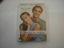 THE WEDDING PLANNER - DVD SIGILLATO - JENNIFER LOPEZ - MATTHEW MCCONAUGHEY