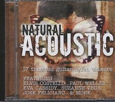 Natural Acoustic -17 Timeless Guitar-Laden Classics Natural Acoustic CD