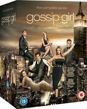 The Complete Gossip Girls DVD Collection: Series 1, 2, 3, 4, 5, 6 Boxset NEW