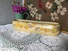 Elegant Art Deco Grays Pottery-A3338-Susie Cooper Style Window/Mantel Vase #4743