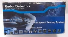 Radar Detector GPS Provides 180-degree Detection of Laser Signals