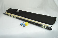 Brand New McDermott Pool Cue with Accessories Billiards Stick Free Case Kit 4