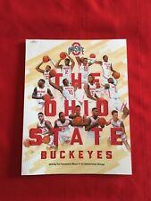 2014-2015 NCAA Ohio State Buckeyes Big Ten Tournament media guide / Russell