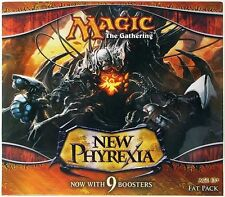 Magic the Gathering MTG NEW PHYREXIA Factory Sealed Fat Pack - Brand New