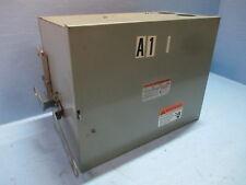 ITE R6C3400 400A 600V 3PH 3W XL-X Breaker Bus Plug Busway RJC3400 Gould 400 Amp