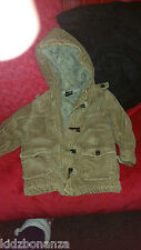 NEXT baby boy winter coat age 12 - 18 months fur lined