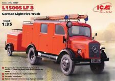 Icm Icm35527 1/35 L1500s LF 8 German Light Fire Truck