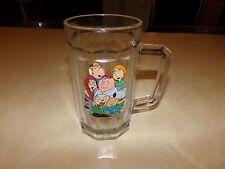 Family Guy Glass Mug