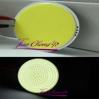 60W Cold white 300led Round COB LED Light Source Chip On Board Lamp  DC12V