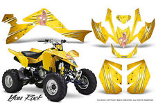 SUZUKI LTZ 400 09-15 GRAPHICS KIT CREATORX DECALS YOU ROCK Y