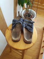 leicht bequem von Adanex Nature Bio Gr 39-44 #93 Pantoffeln Herren Hausschuhe
