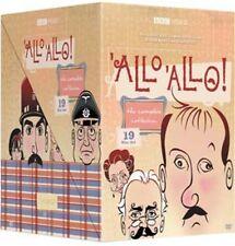 'Allo 'Allo! Complete TV Series Seasons 1 2 3 4 5 6 7 8 9 DVD Boxed Set NEW!