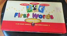 price reduced First Words Puzzle Set - My House, Animals, Simple Words 2005