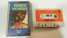 Voix Noir Rosetta Tharpe 1972 Ruban Cassette Espagnol Edit Paper Labels