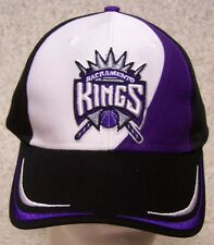 Embroidered Baseball Cap Sports NBA Sacramento Kings NEW 1 hat size fit all