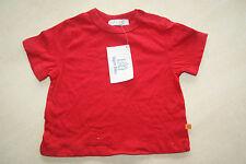 Tee-shirt rouge neuf 18 mois marque Lapin Bleu (étiqueté à 29€)      (md)