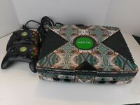 Xbox Game Console, Professionally Reskined and Souped up 2x Controllers