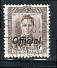 NEW ZEALAND STAMPS OFFICIAL  CANCELED USED     LOT 39178