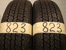2 X AUTO D'EPOCA PNEUMATICI PIRELLI CINTURATO p-76 OWL Taglia 78/14,v-1, NUOVO.