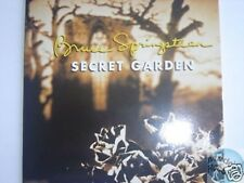 BRUCE SPRINGSTEEN SECRET GARDEN PROMO CD