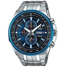 Casio Edifice EFR-549D-1A2 Day & Date Display Watch Brand New