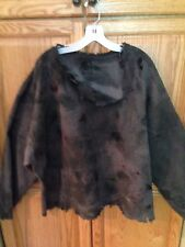 Jason Vorhees Friday The 13th FVJ Type Shirt Halloween Cosplay Costume Prop 2XL