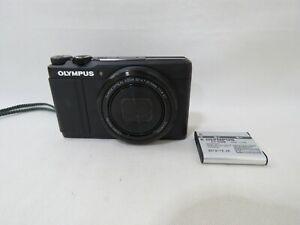 Olympus Stylus XZ-10  F/1,8-2,7 26-130mm-Black