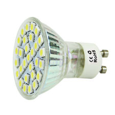 GU10 29 LED 5W 480LM 5050 SMD Pure White Energy Saving Spot Light Lamp Bulb 220V