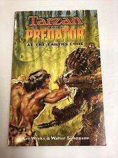 Tarzan Versus Predator At The Earth's Core Dark Horse TPB (1997)(NM)